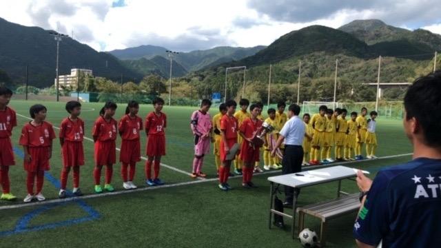 中学校サッカー部