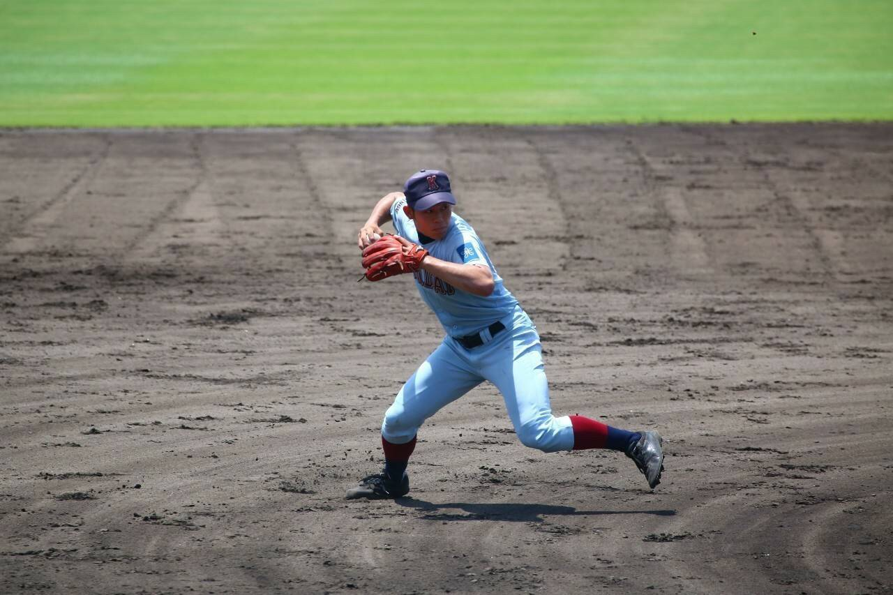 高校硬式野球部